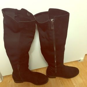 Knee length Zara boots
